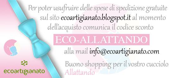 Sconto_Eco-Allattando