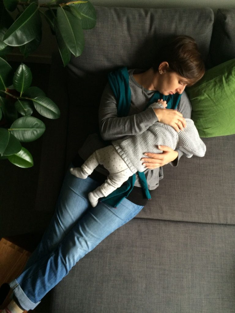Isabella donatrice latte materno