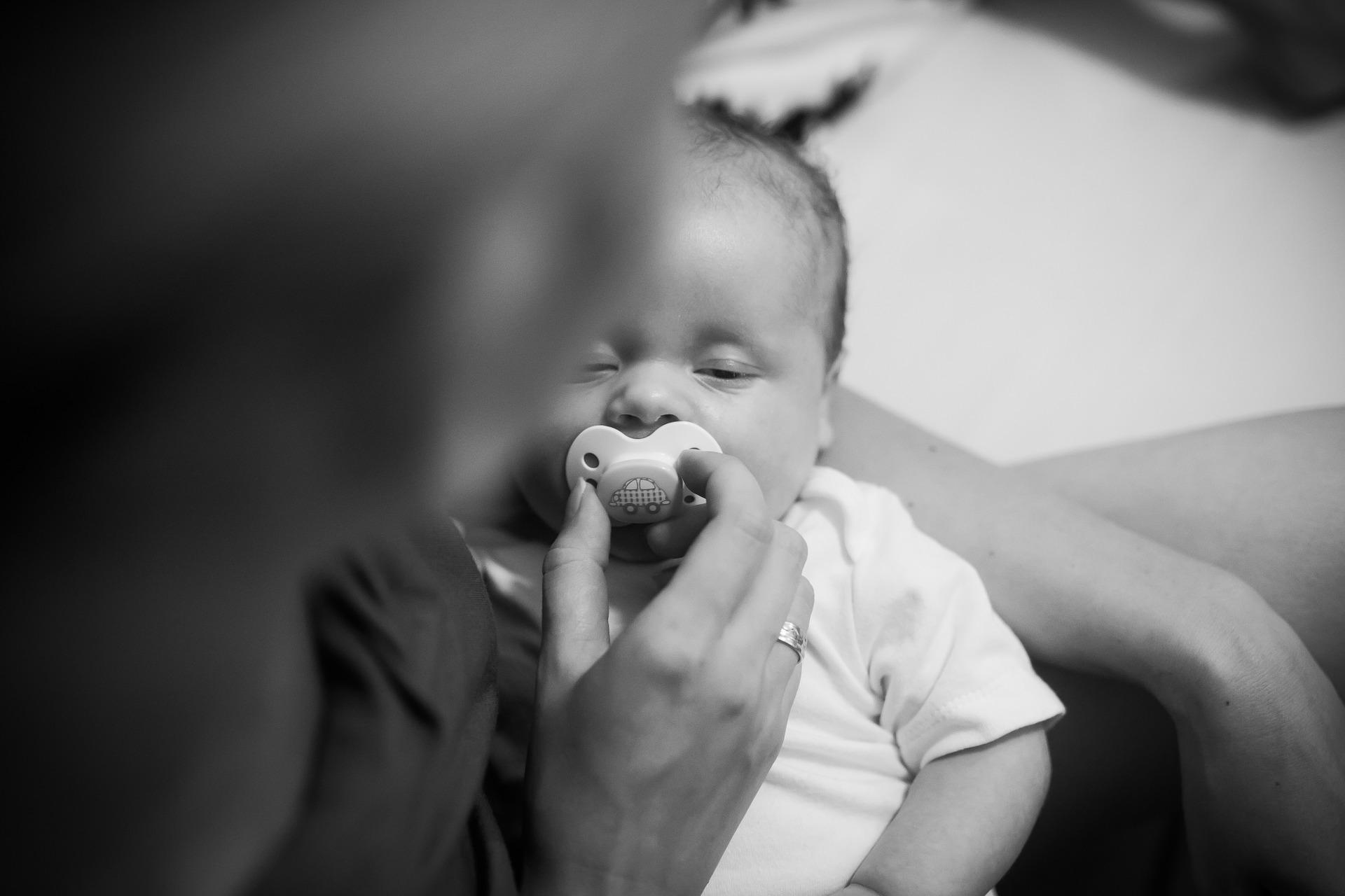 ciuccio interferente allattamento