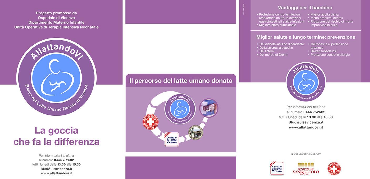 AllattandoVi Banca del latte di Vicenza