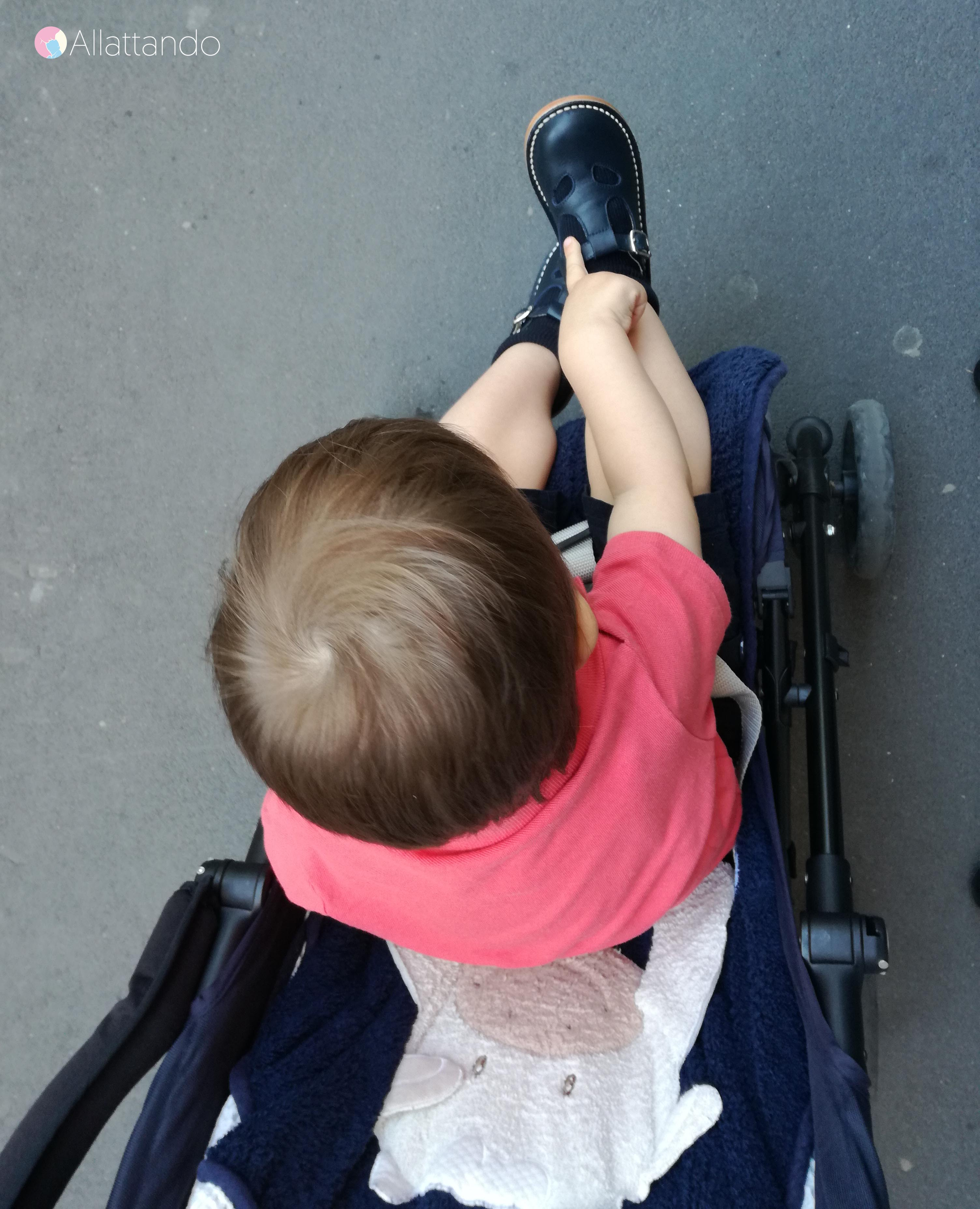 sandaletto due occhi - scarpe per bambini