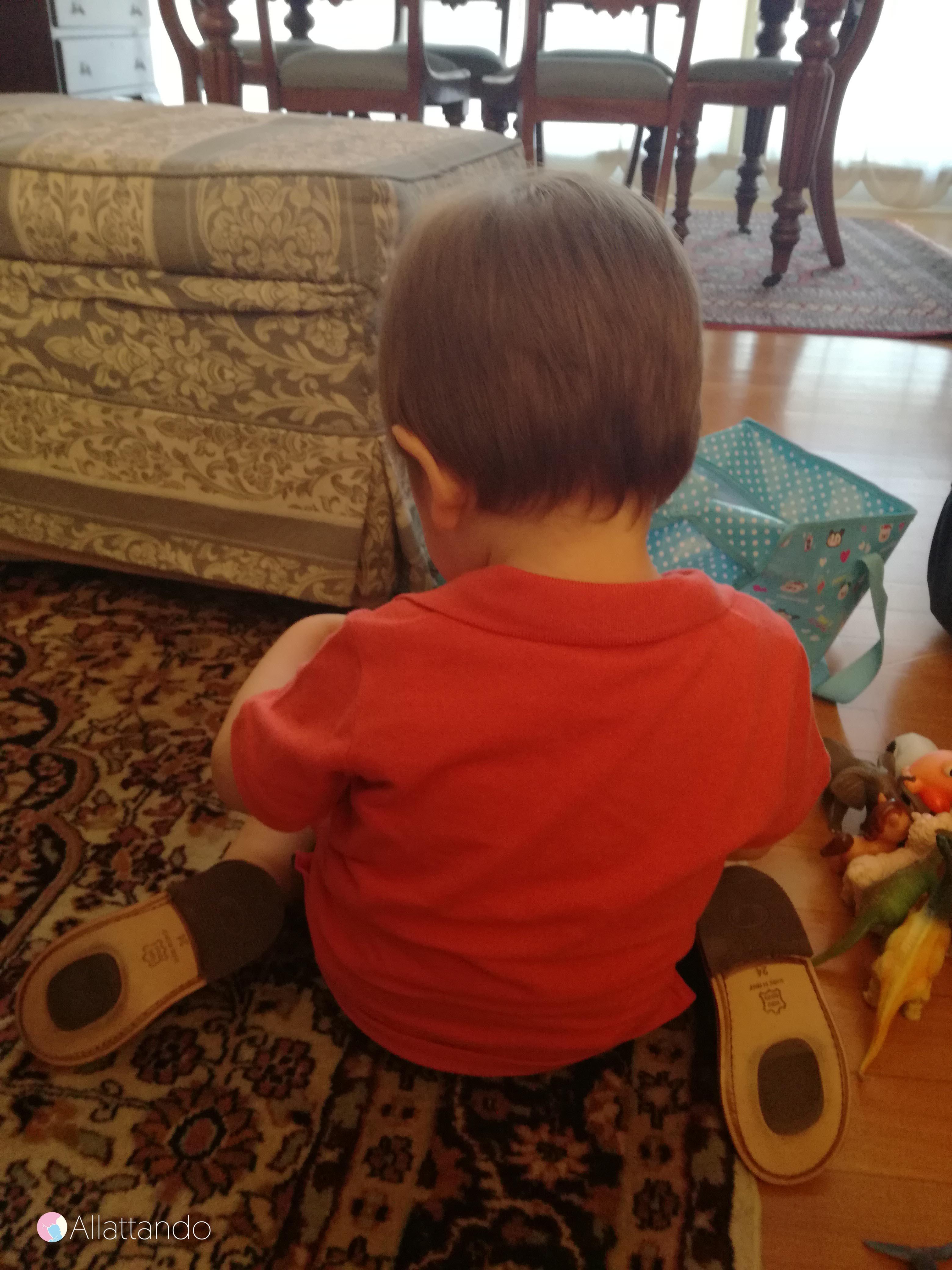 suola sandaletto due occhi Eureka - scarpe per bambini