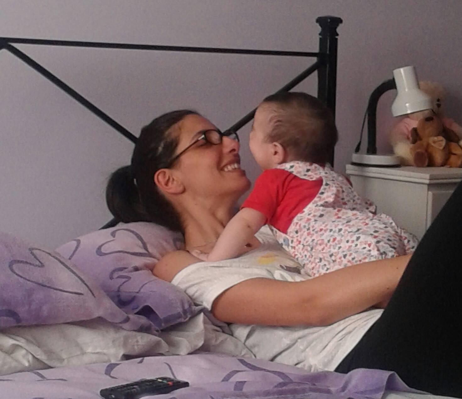 Esperienza di allattamento