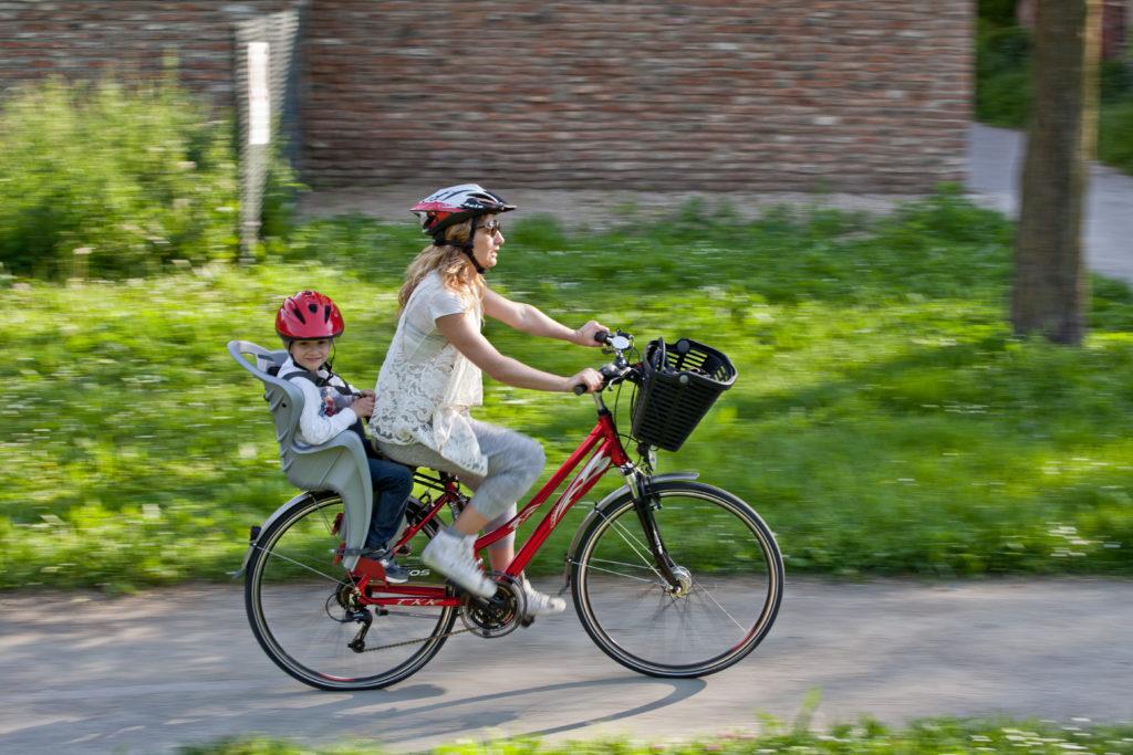 seggiolini per la bicicletta