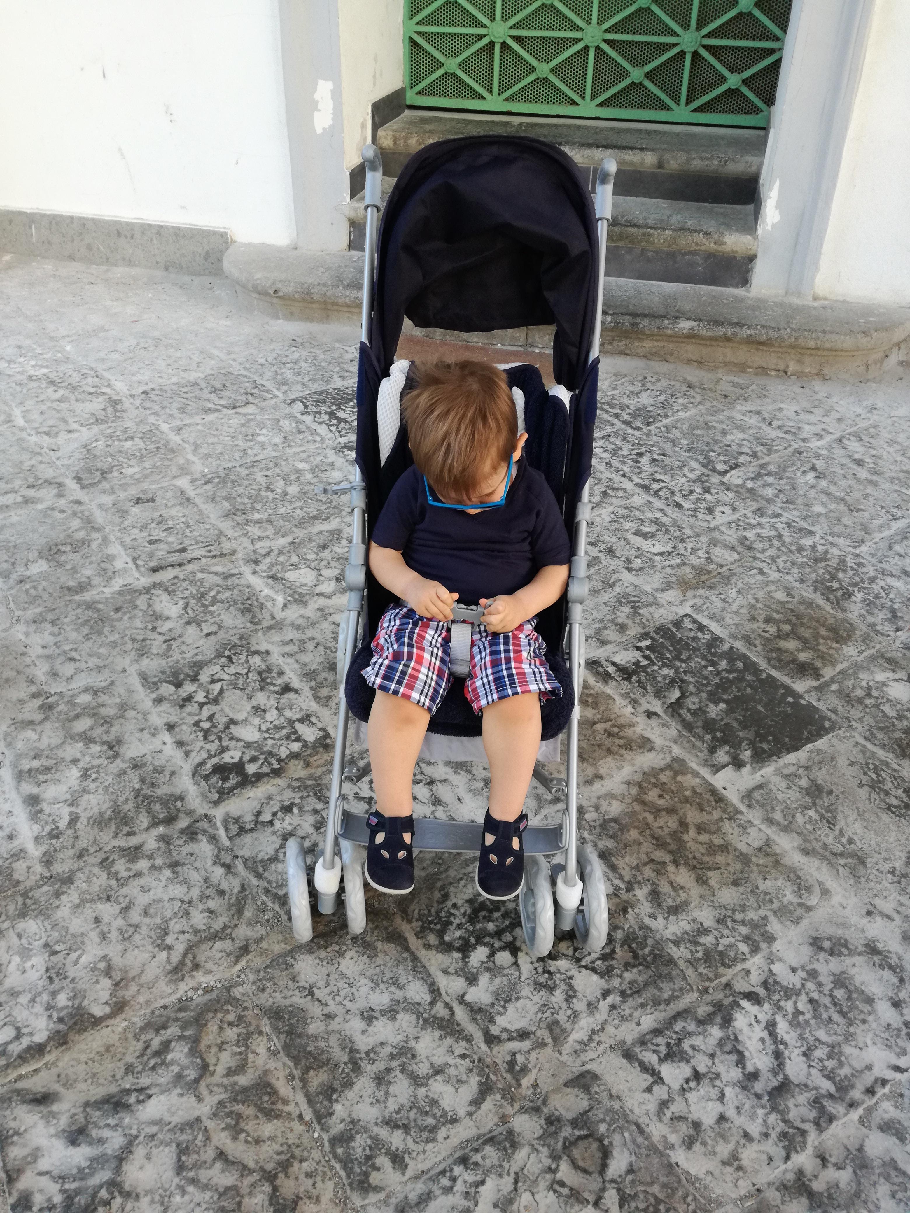 noleggiare passeggino