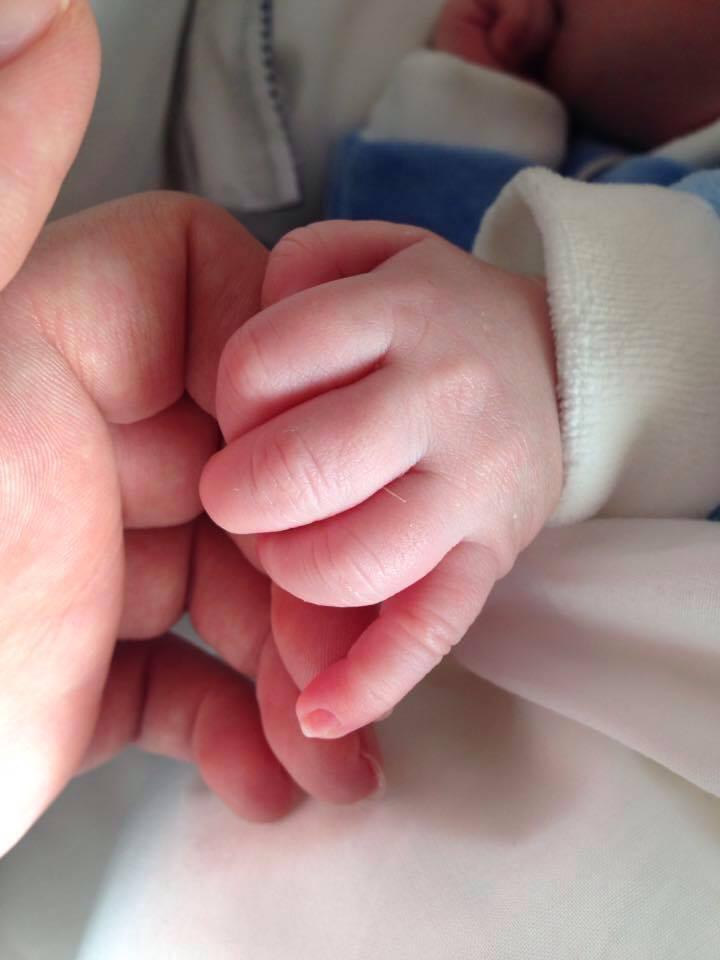 esperienza di allattamento al seno