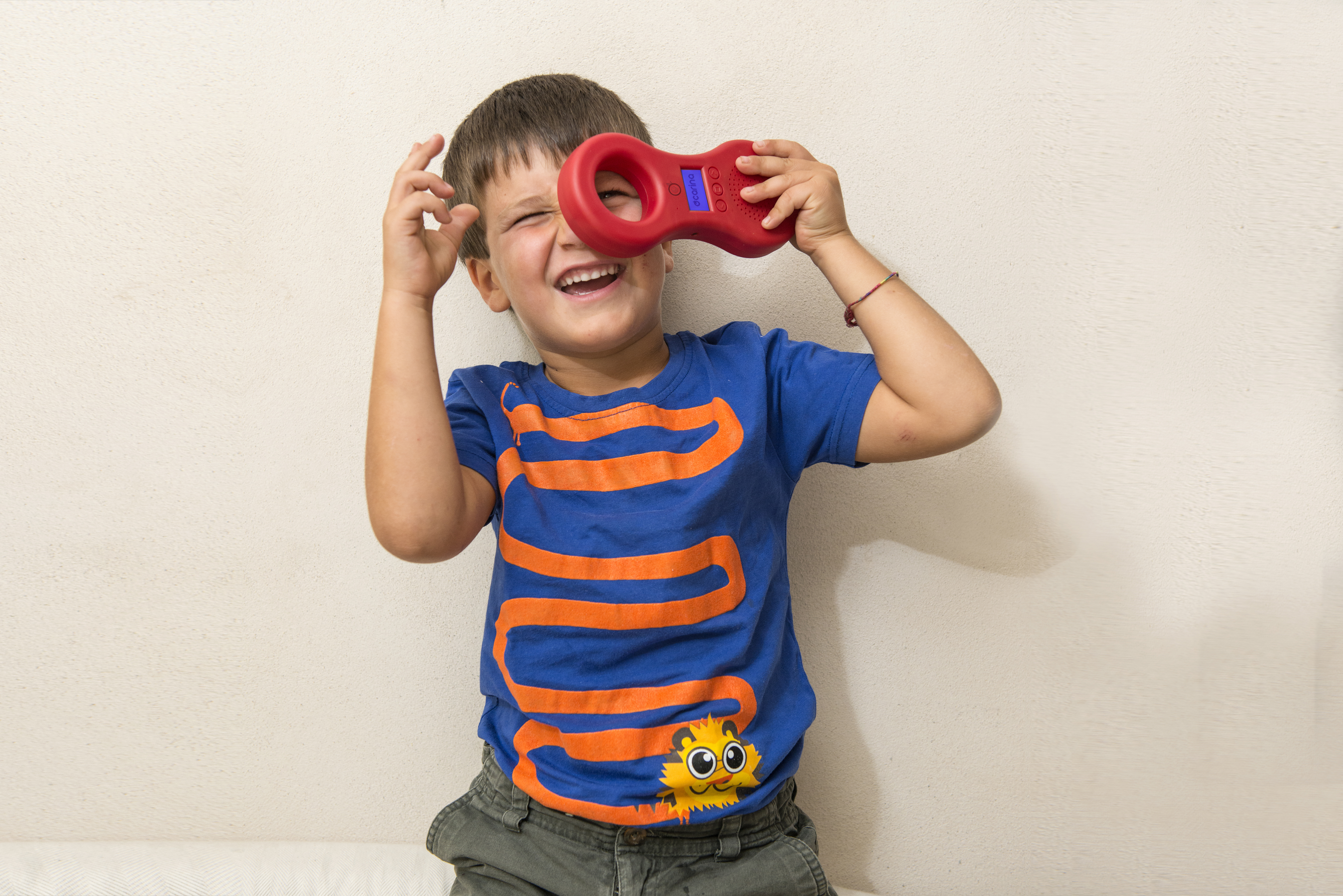 Ocarina Music Player lettroe mp3 bambini