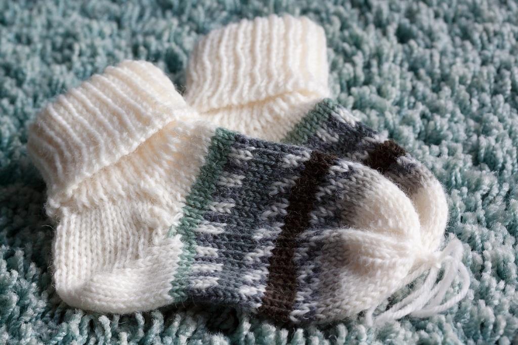 idee regalo baby shower uncinetto