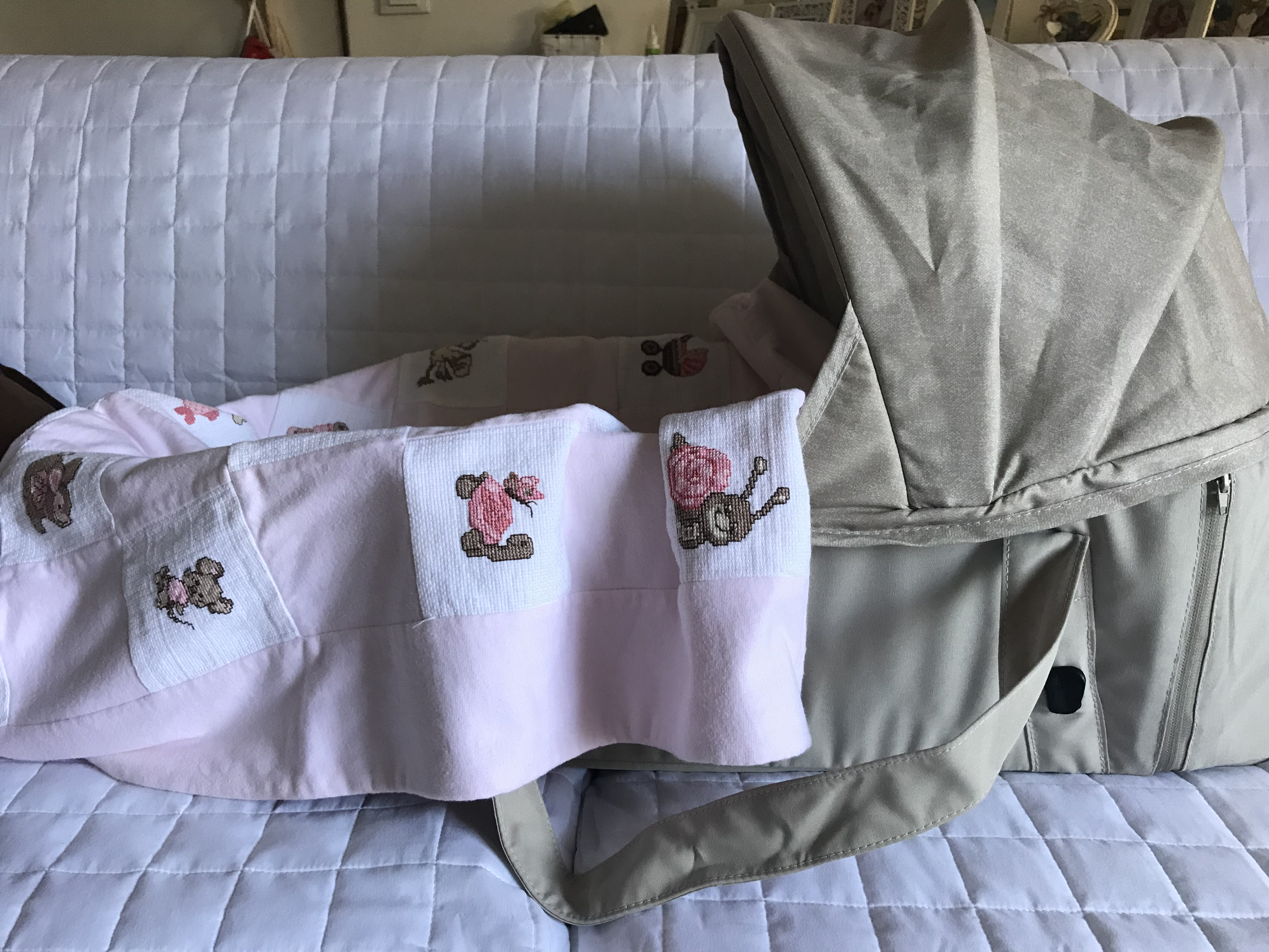 trio Laika navicella Bebé Confort