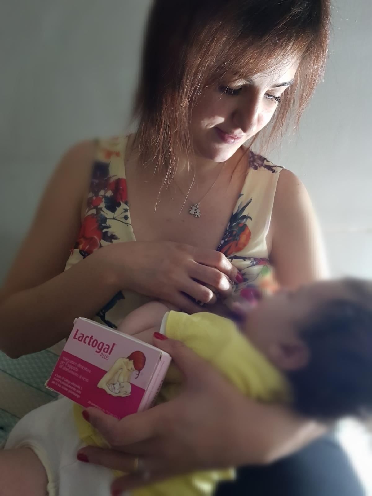 lactogal plus® integratore allattamento