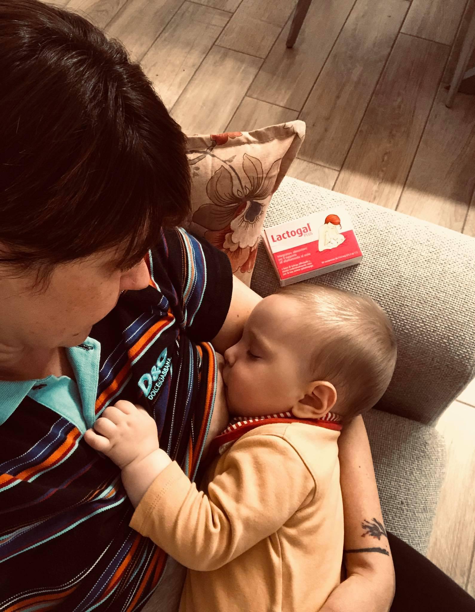 Integratore allattamento lactogal plus