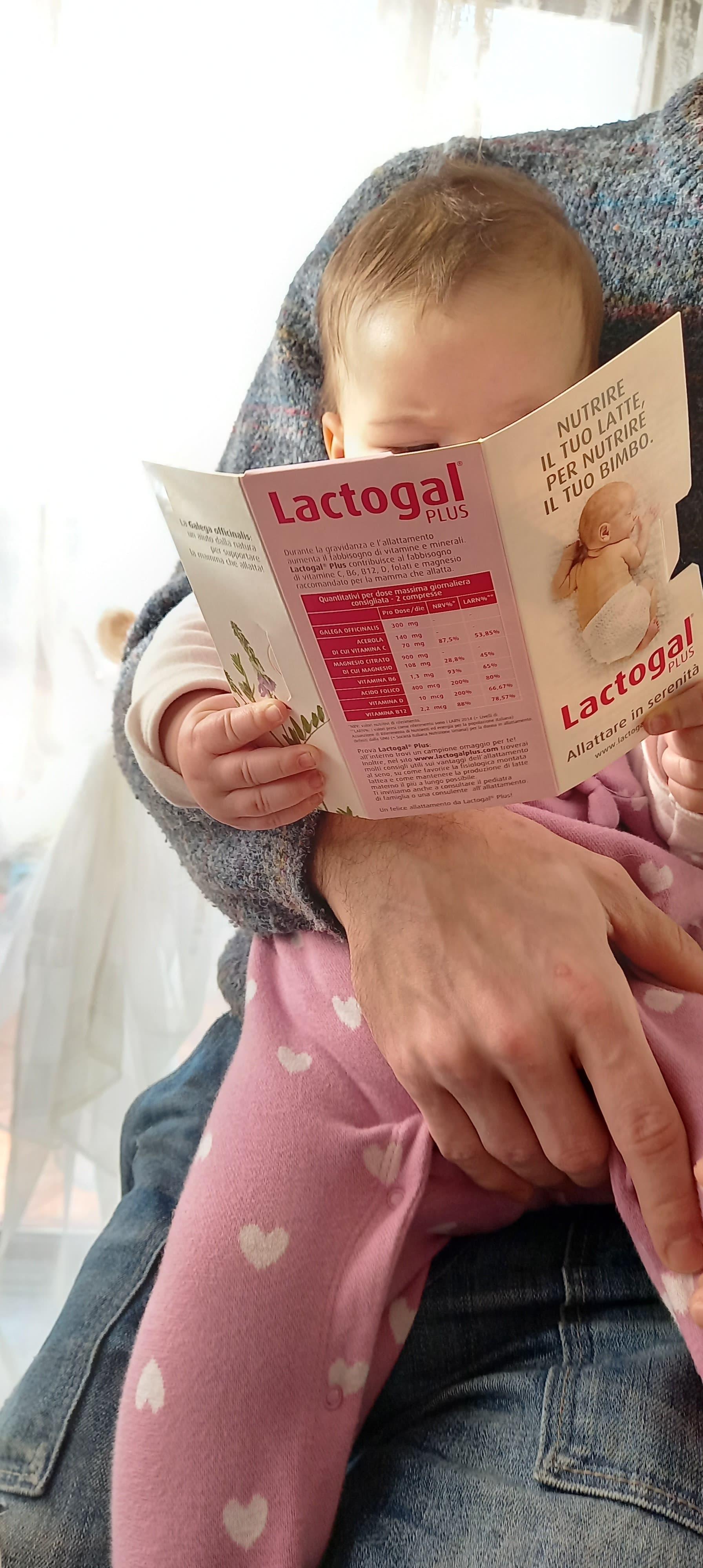 integratore allattamento Lactogal Plus®